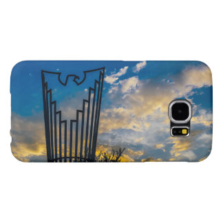 Going to fly and shine samsung galaxy s6 case