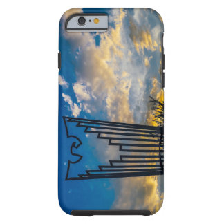 Going to fly and shine tough iPhone 6 case