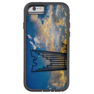 Going to fly and shine tough xtreme iPhone 6 case