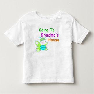 Going to Grandma's House Design Toddler T-shirt