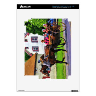Going to Market iPad 3 Decal