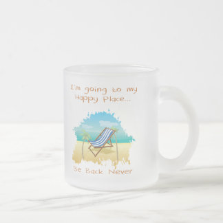 Going To My Happy Place Mug