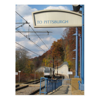 Going to Pittsburgh? Post Cards