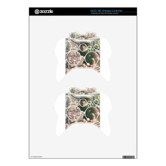 Going To School Xbox 360 Controller Skin
