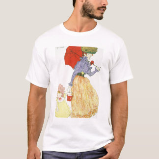 Going to the Beach, from 'L'Estampe Moderne', publ T-Shirt