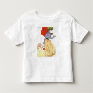 Going to the Beach, from 'L'Estampe Moderne', publ Toddler T-shirt
