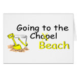 Going To The Beach (Pail) Greeting Card