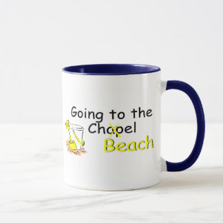Going To The Beach (Pail) Mug