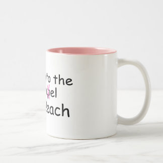 Going To The Beach (Swimsuit) Mug