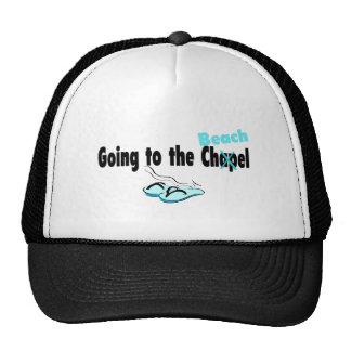 Going To The Beach Trucker Hat