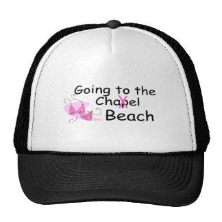 Going To The Chapel (Beach) (Bikini) Trucker Hat