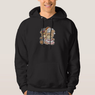 going to the chapel bride and groom bears hoodie