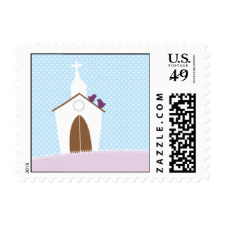 Going To The Chapel Postage