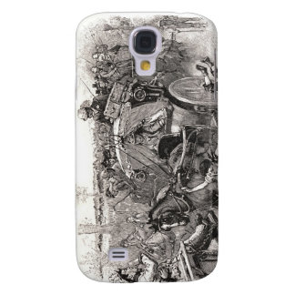 Going To The Derby Samsung Galaxy S4 Cover