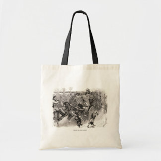 Going To The Derby Tote Bag