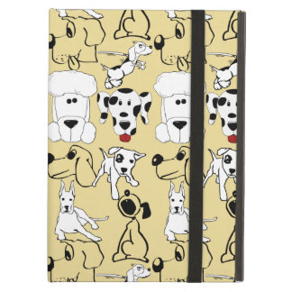 Going to the Dogs Pet Lovers Vet Dog Gifts iPad Air Cover