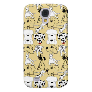 Going to the Dogs Pet Lovers Vet Dog Gifts Samsung Galaxy S4 Case