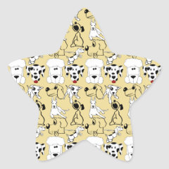 Going to the Dogs Pet Lovers Vet Dog Gifts Stickers
