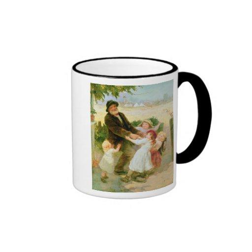 Going to the Fair Ringer Coffee Mug