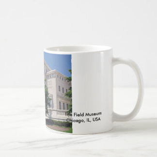 Going to the Field Museum Coffee Mug