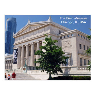 Going to the Field Museum Post Cards