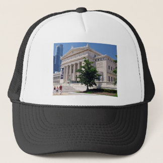 Going to the Field Museum Trucker Hat