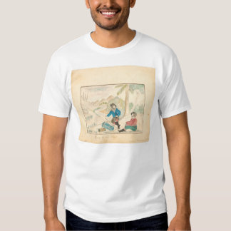Going to the Mines (1600A) T-Shirt