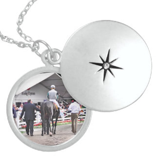 Going to the Post Sterling Silver Necklace
