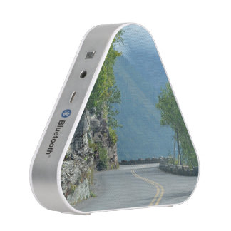 Going to the Sun Road Bluetooth Speaker