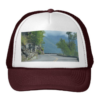 Going to the Sun Road Trucker Hat