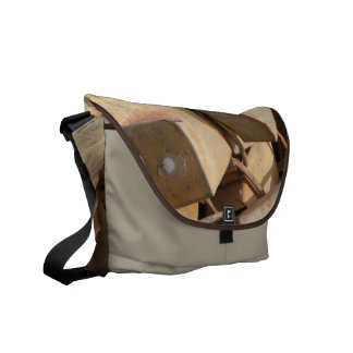 Going to the Well Messenger Bag
