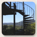 Going Up Drink Coasters
