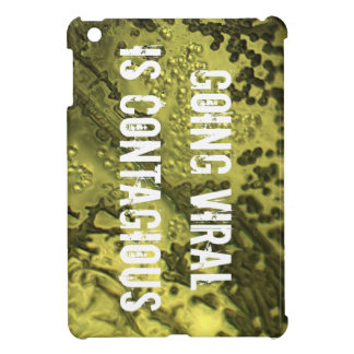 Going Viral Is Contagious IPad Mini Case