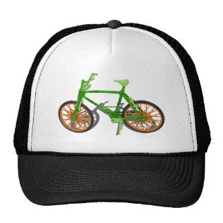 GoingGreenBicycleWoodGrass041412.png Trucker Hats