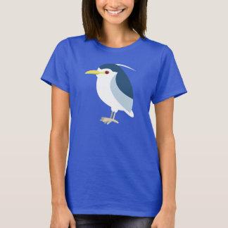 goisagi (night heron) T-Shirt