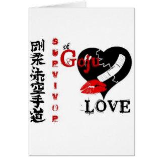 Goju Love 1 Card