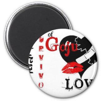 Goju Love 1 Refrigerator Magnet