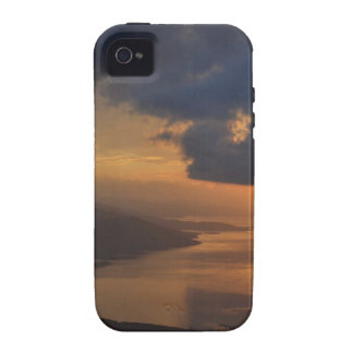 Gokova Sunset and Storm Clouds iPhone 4/4S Covers