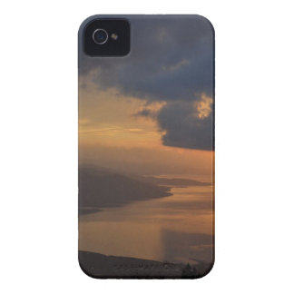 Gokova Sunset and Storm Clouds iPhone 4 Cover