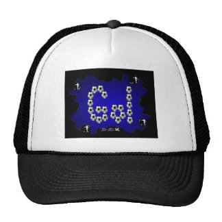 GOL SOCCER GIFTS CUSTOMIZABLE PRODUCTS TRUCKER HAT