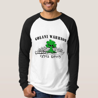 Golani Warrior Light T-Shirt