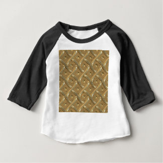 gold #17 baby T-Shirt