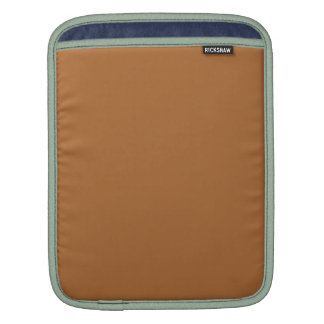 GOLD (a solid rich color) ~ iPad Sleeve