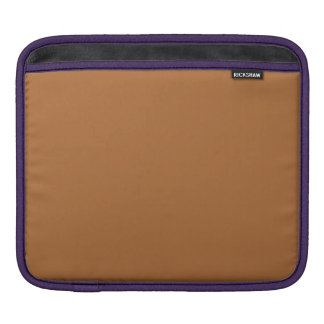 GOLD (a solid rich color) ~ iPad Sleeves
