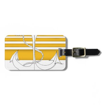 gold admiral, tony fernandes bag tag