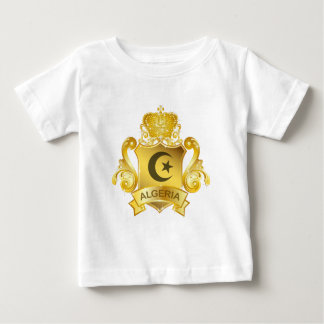 Gold Algeria Baby T-Shirt