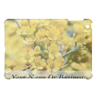 Gold Alyssum - Perennial iPad Mini Covers