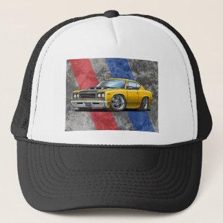Gold_AMC_Rebel Trucker Hat