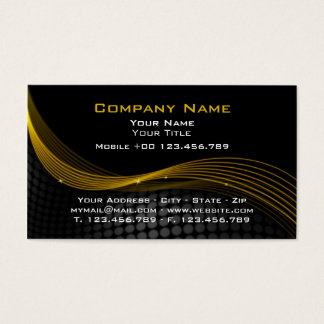 Electronic Business Cards Templates Zazzle - Email business card templates