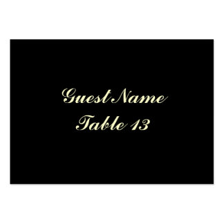 Gold and Emerald Wedding Heart Table Number Card Business Cards